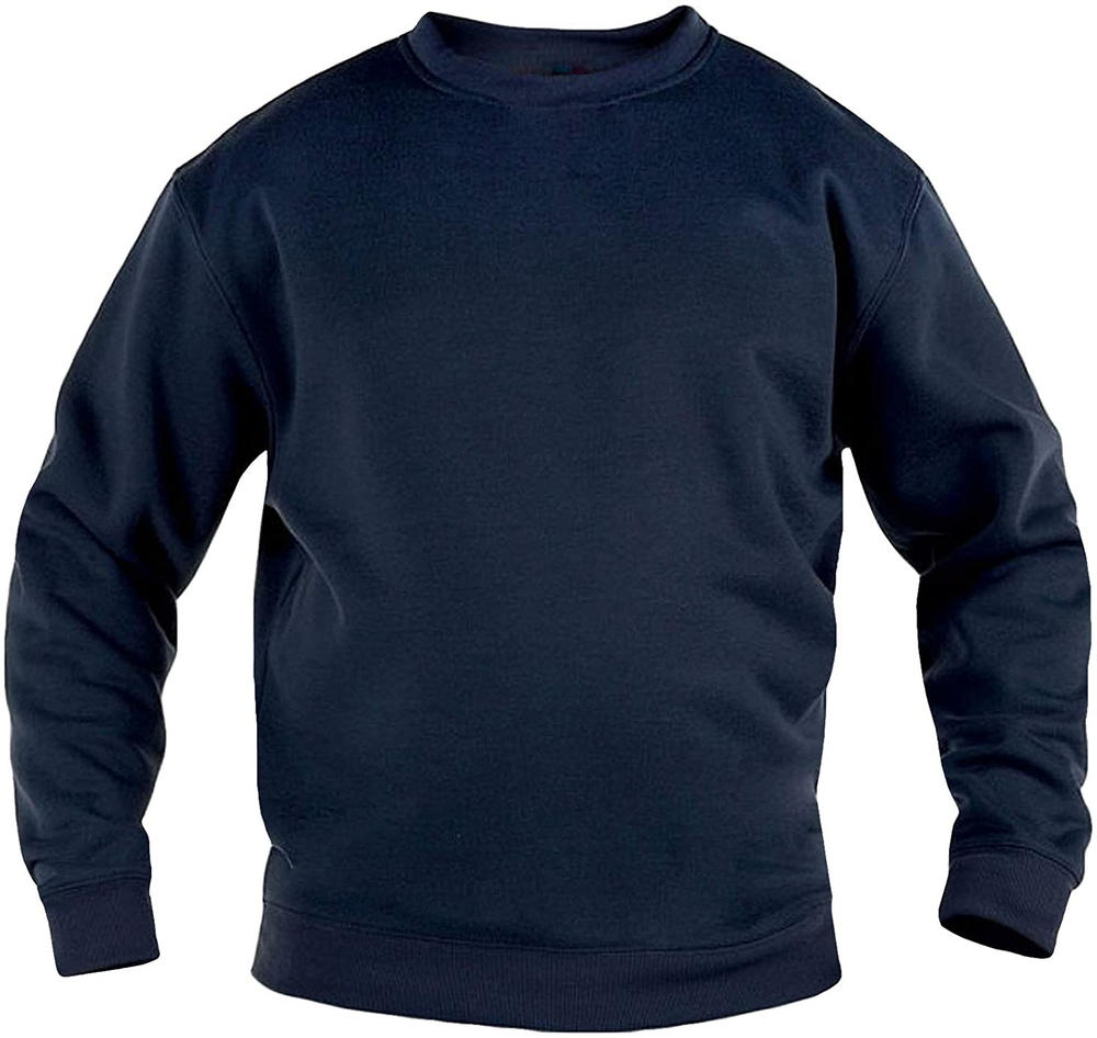 Beeswift CLPCSN Men Sweatshirt Polycotton Navy Blue