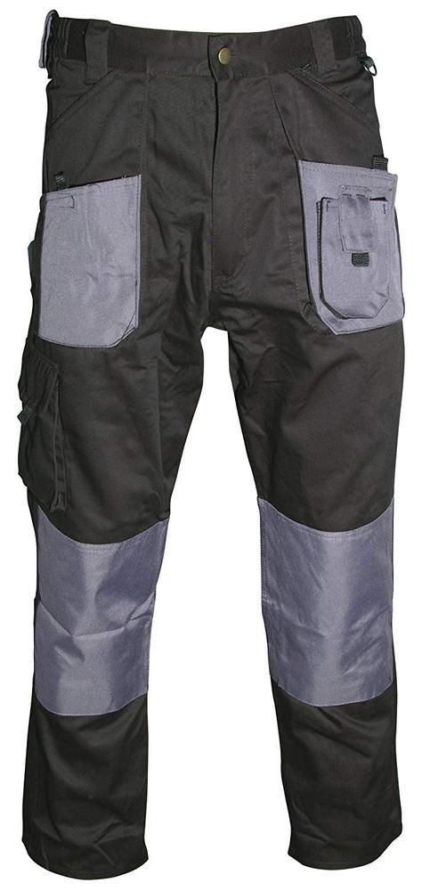 Blackrock Baratec Workman Men Work Trousers Knee Pad Pockets