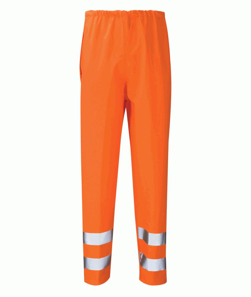 Orbit International HFENTR Rhodium Hi Vis Over Trousers Waterproof