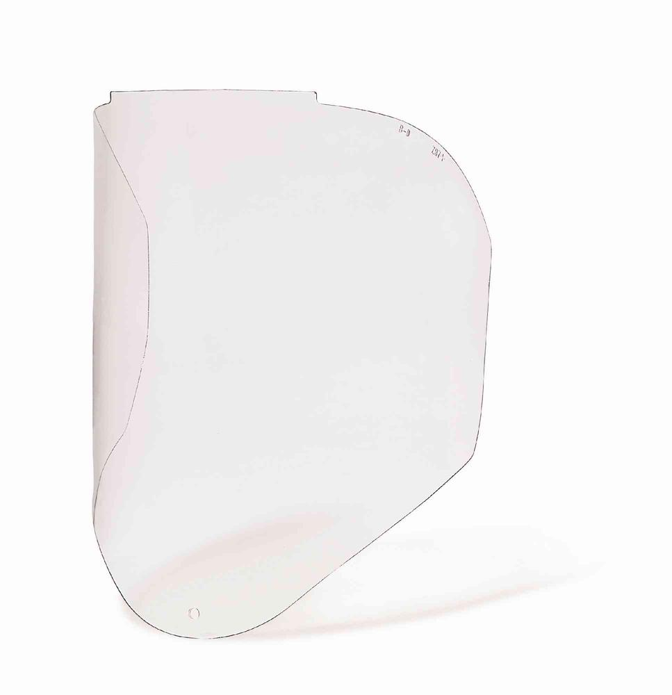 Honeywell 1011625 Bionic Visor Polycarbonate Clear Uncoated 10 pack