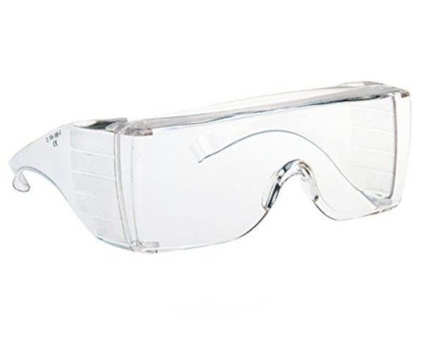 Honeywell 1002216 Armamax AM5 Safety Over Spectacles Frameless Clear