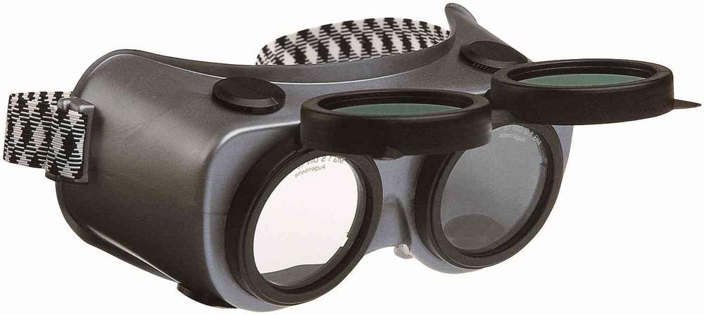 Honeywell 1002156 Noris 350 Welders Goggles Flip Up Lens Shade 5