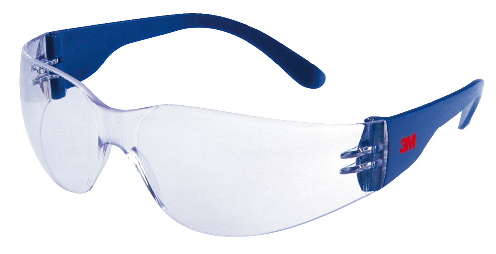 3M 2720 Series Safety Glasses Scratch resistant Clear Lens