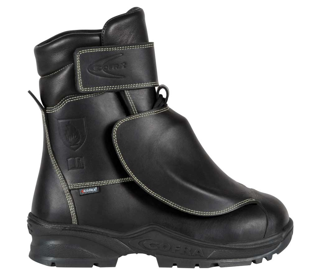 Cofra New Foundry Safety Boots Metatarsal Protection