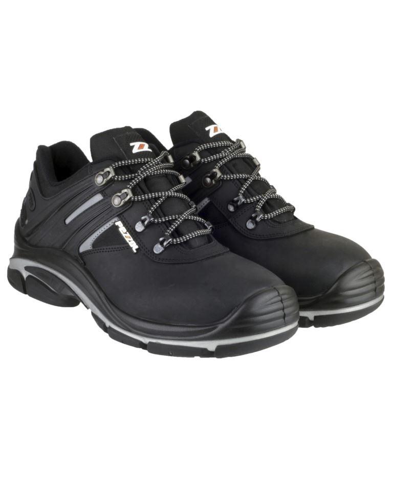 Pezzol Tornado Lo 565 S3 Safety Shoes Black