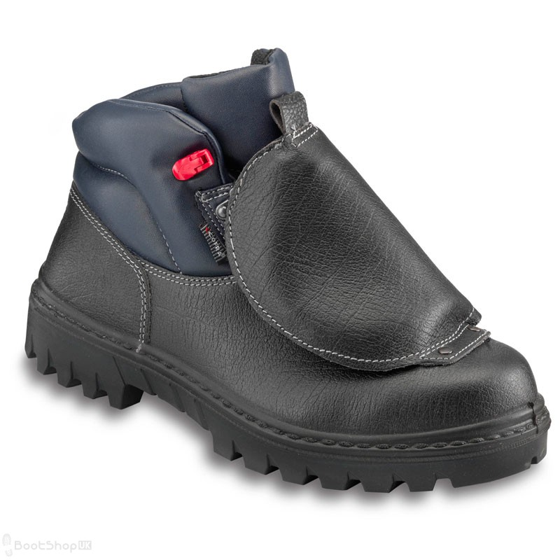 Cofra Protector Bis Welders Safety Boots with Metatarsal Protection