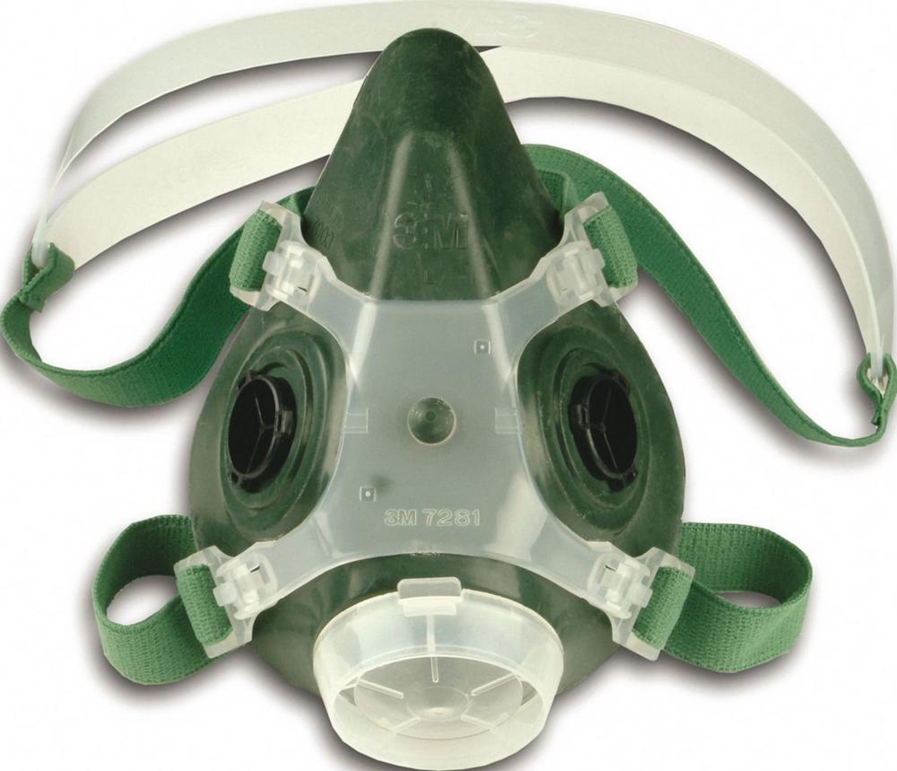 3M 7000 Series Half Facepiece Reusable Respirator