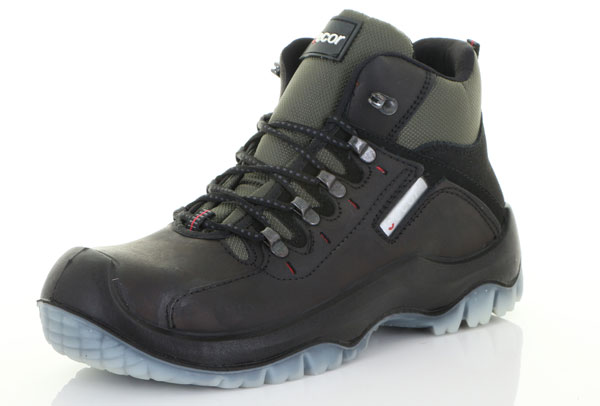 Secor Traxion Xtra Grip Men Safety Boots Mid Cut Size UK 6