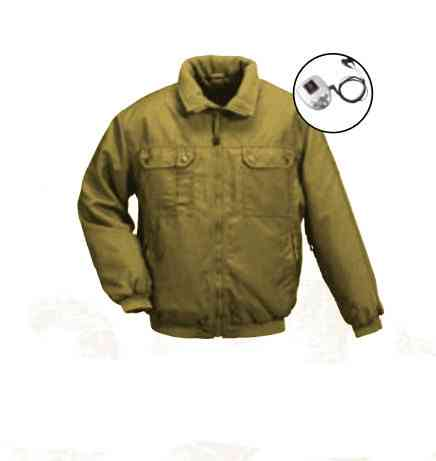 Mascot 03022-011G Santander Pilot Jacket Khaki Size M
