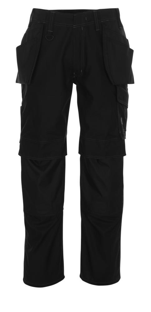 Mascot 10131-154 Springfield Men Lightweight Work Trousers Black