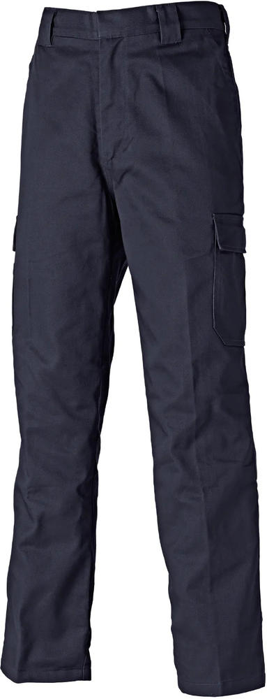 Dickies AG5000 Marston Lined Work Trousers Navy Size 38