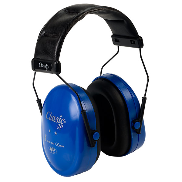 JSP Classic® GP Ear Defenders Hearing Protection SNR=24dB