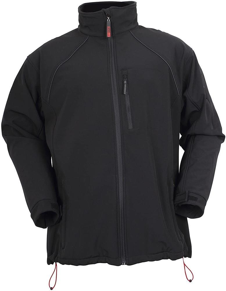 Blackrock Dartmoor Soft Shell Jacket Black Size M