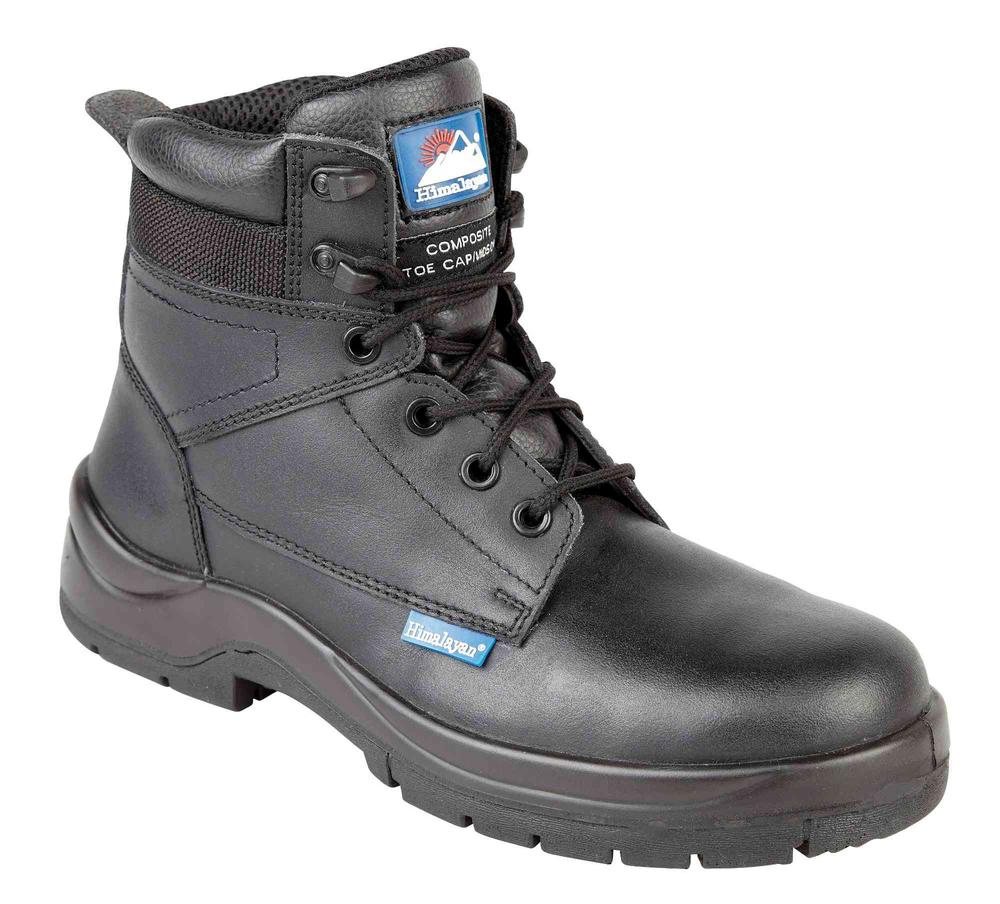 Himalayan 5114 Unisex Safety Boot Metal Free Size UK 7
