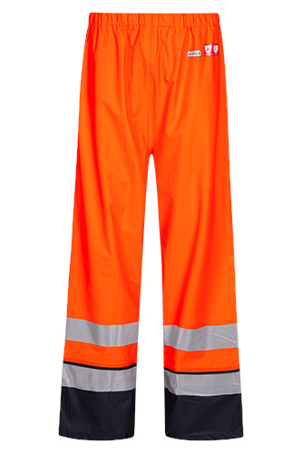 Lyngsoe FR-LR3052 Men Flame-Retardant High-Visibility Trousers Waterproof