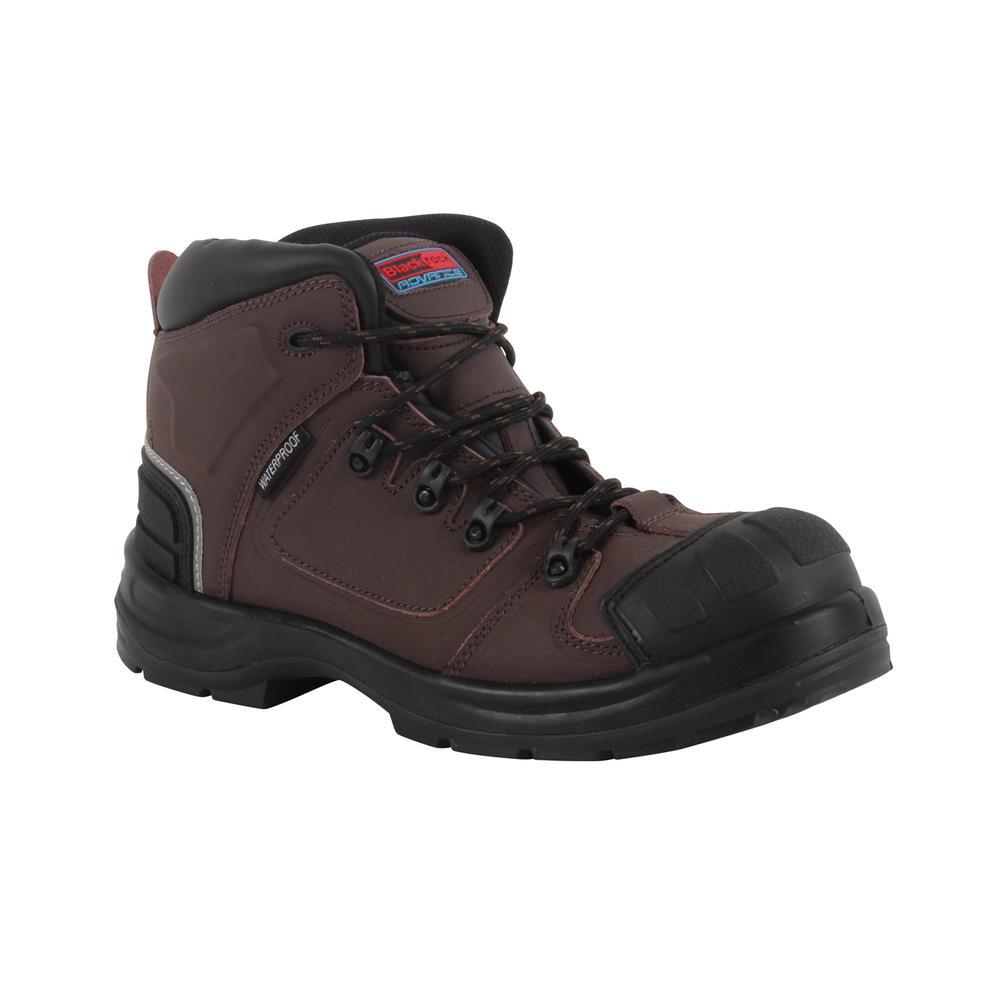 Blackrock CF18 Olympus Waterproof Safety Boots Metal Free Brown