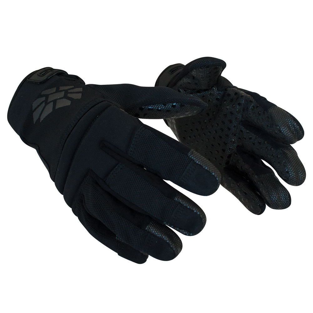 Polyco HexArmor NSR 4041 Cut And Needlestick Resistant Gloves Black