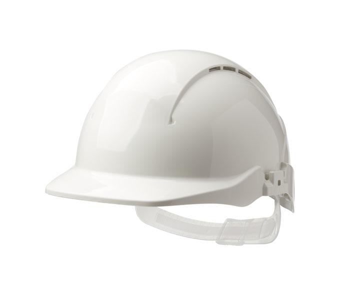 Centurion S09CF Concept Safety Helmet Vented White