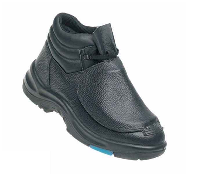 Himalayan 1002 Welder Safety Boots Metatarsal Protection Steel Toe Cap Size UK6