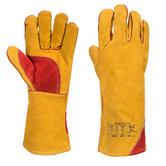 Portwest A531 Reinforced Winter Welding Gauntlets Fleece Lined Size XL