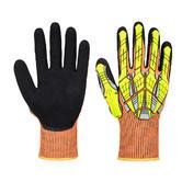 Portwest A727 DX VHR Work Gloves Impact Protection Nitrile Palm
