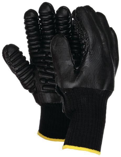 Polyco Tremor-Low 867 Vibration Protection Neoprene Foam Coated Anti-Vibration Work Gloves