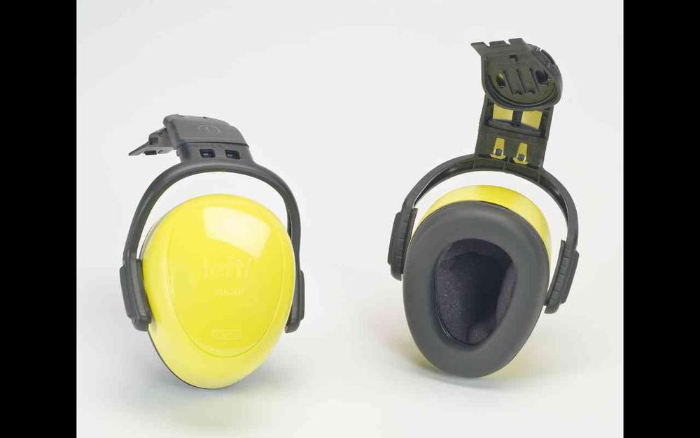 MSA left/RIGHT? Helmet Mounted Ear Defenders SNR=31dB Yellow
