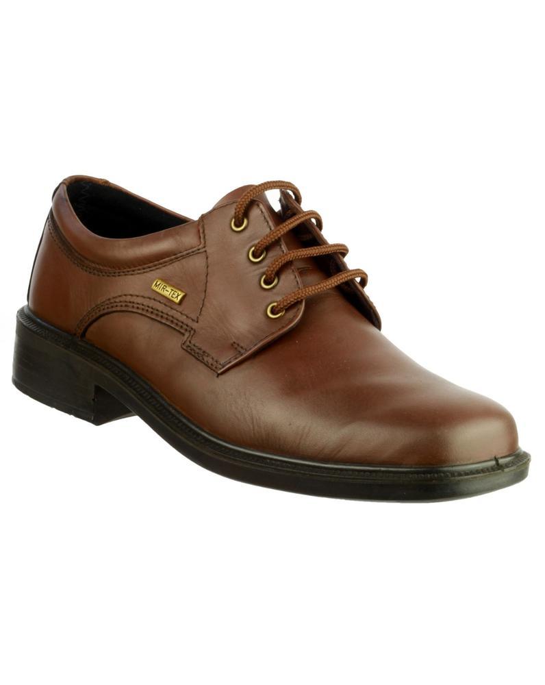 Cotswold Sudeley Waterproof Men's Shoes Brown