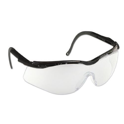 Honeywell T56505B N-Vision Series Black Frame Clear Lens Safety Spectacles