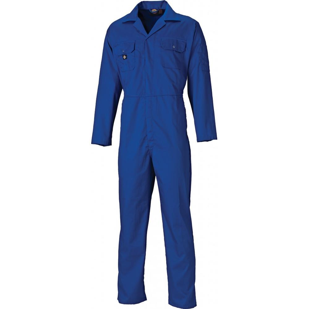 Dickies Redhawk WD4819 Work Coverall Polycotton  Royal Blue