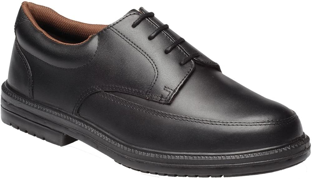 Dickies FA12365 Executive Safety Shoes Black Size UK 12