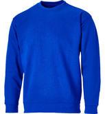 Dickies SH11125 Crew Neck Sweatshirt Royal Blue