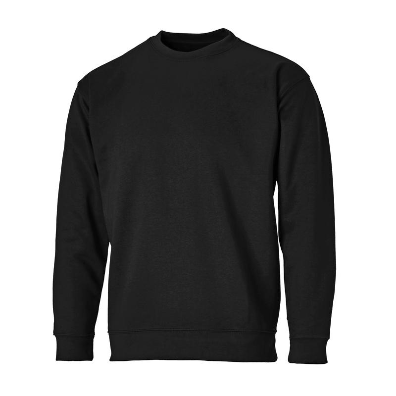 Dickies SH11125 Crew Neck Sweatshirt Black