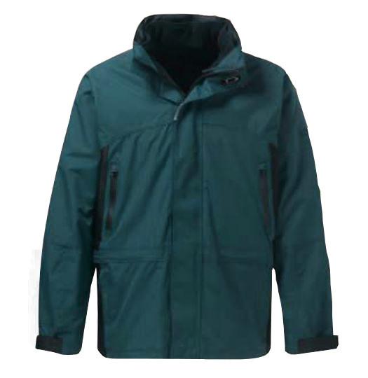 Dickies Colorado Jw33025 3 In 1 Breathable Green/Black Jacket