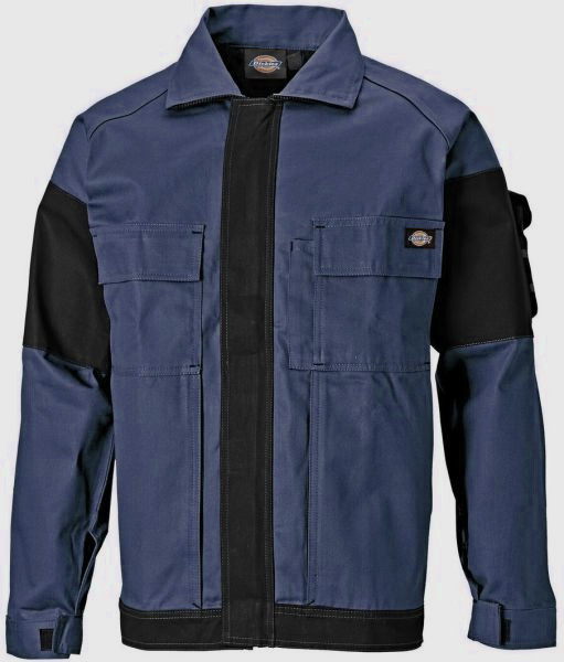 Dickies WD4910 GDT290 Delta Work Jacket Navy and Black