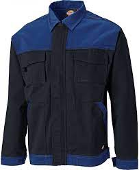 Dickies IN30010 Industry300 Canvas Jacket Navy/Blue Size S