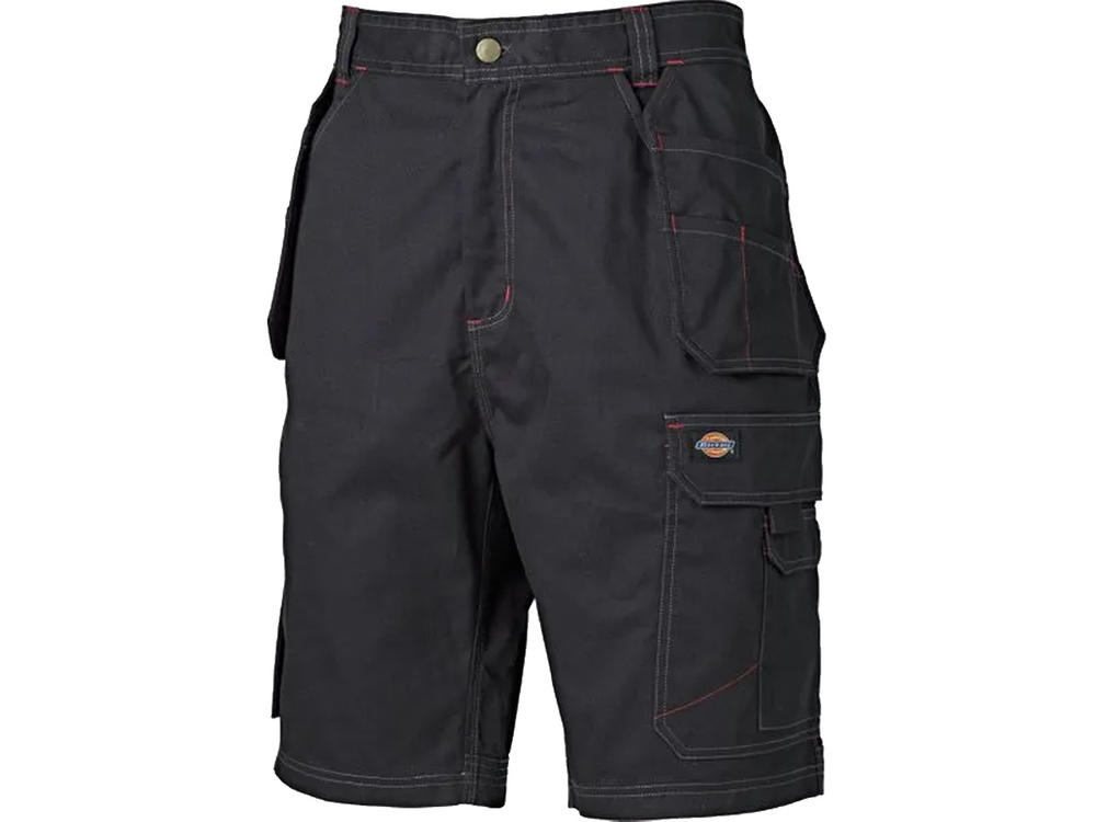 Dickies WD802 Redhawk Pro Men Work Shorts Black