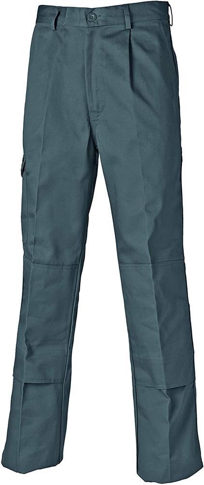 Dickies Redhawk WD884 Super Knee Pad Pocket 260gm Work Trousers Grey
