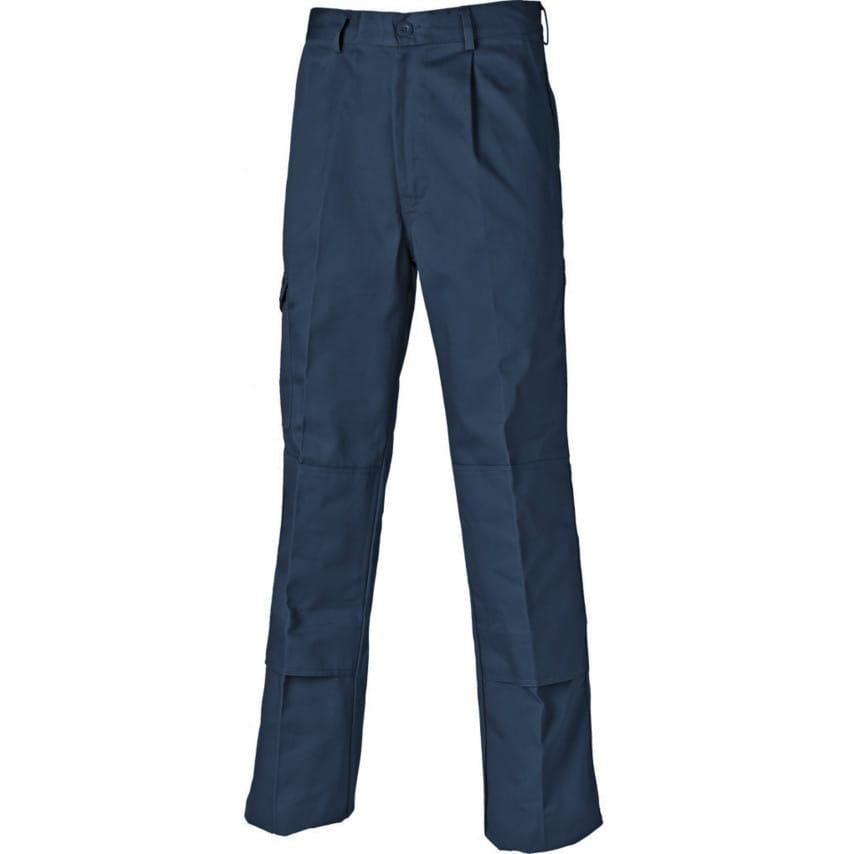 Dickies Redhawk WD884 Super Knee Pad Pocket 260gm Work Trousers Royal Blue