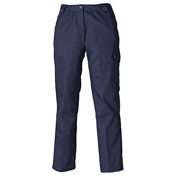 Dickies WD855 Redhawk Ladies Work Trousers Navy