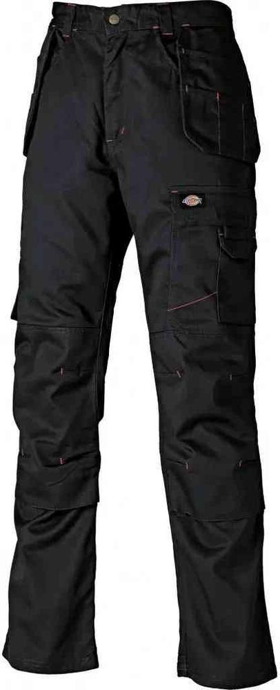 Dickies WD801 Redhawk Pro Work Trousers Holster Pockets Size 30