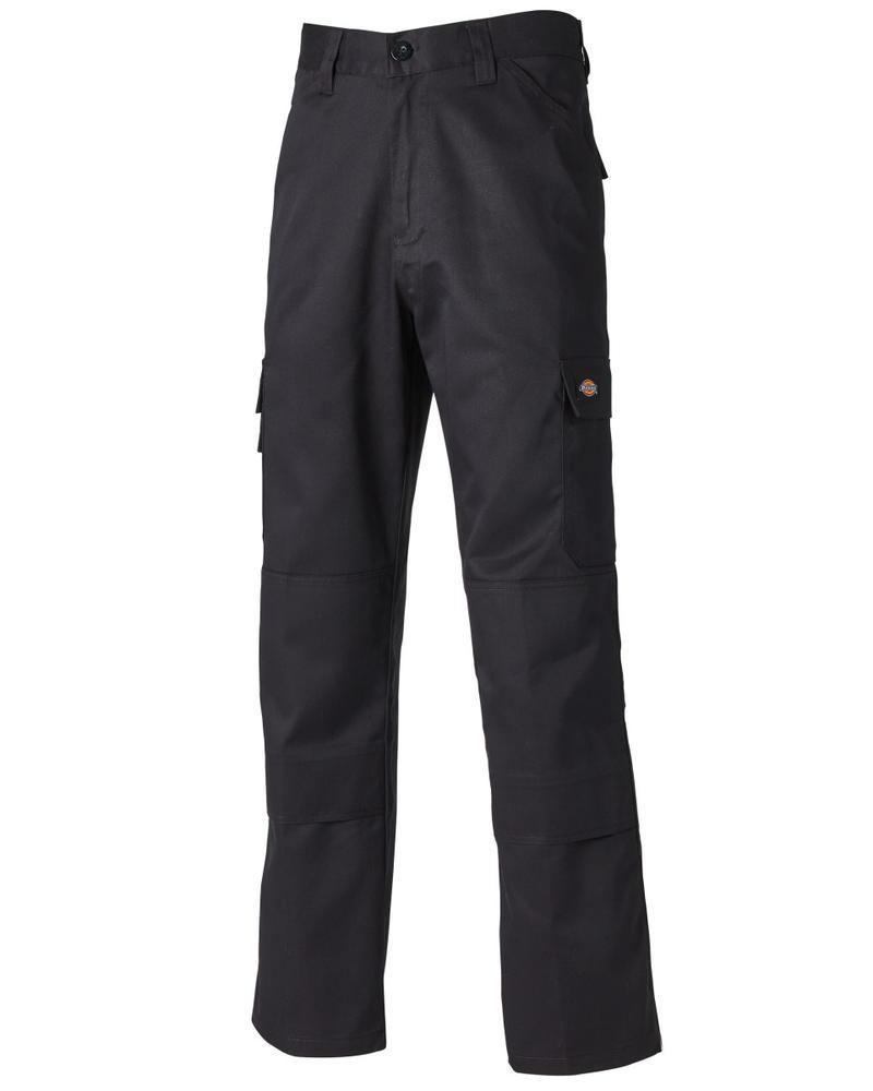 Dickies ED24/7 Everyday Men Work Trousers Grey/Orange