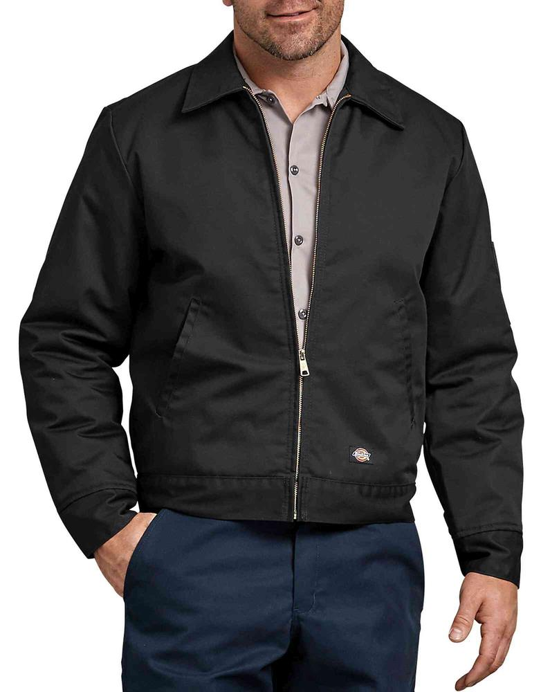 Dickies EH63550 Eisenhower Men Driver Jacket Black Size L