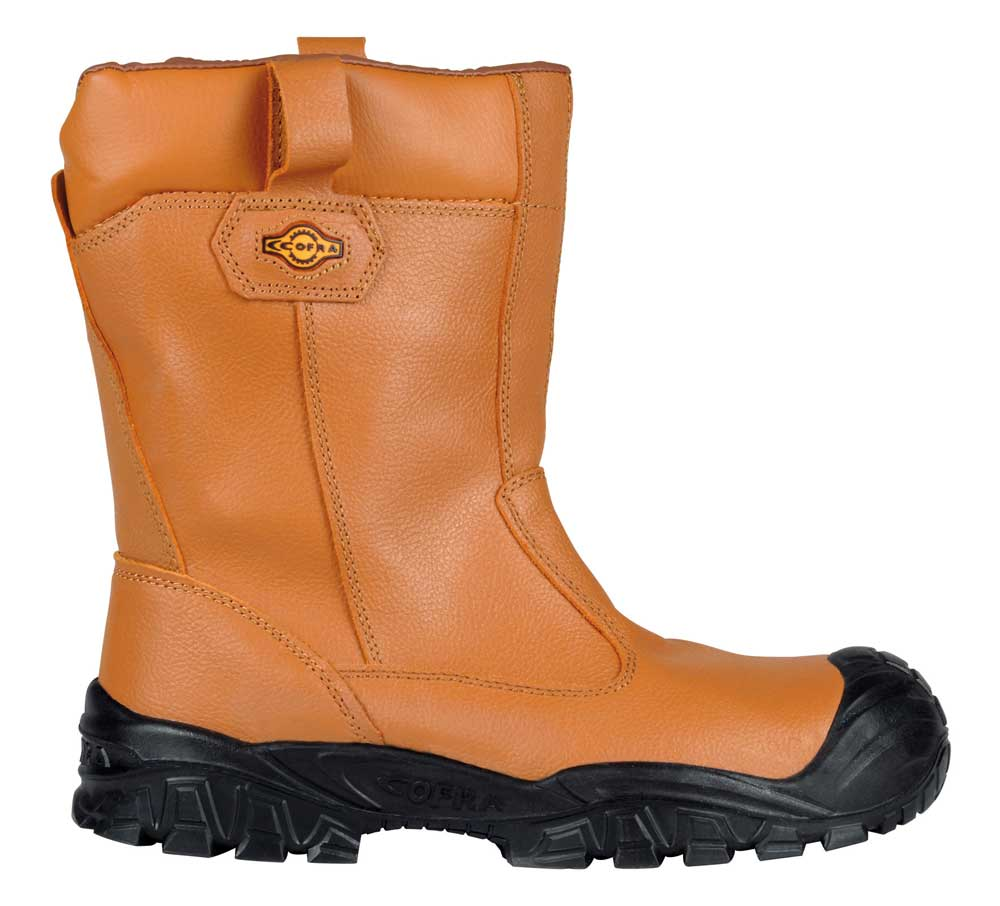Cofra New Castle Safety Rigger Boots S3