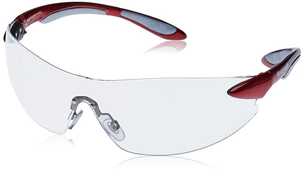 Honeywell 1017081 Ignite Safety Glasses Frameless Clear Lens Pack of 10