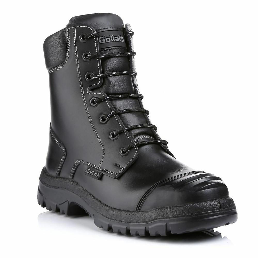 Goliath Orion Men Safety Boots Gore-Tex Waterproof Size Zip