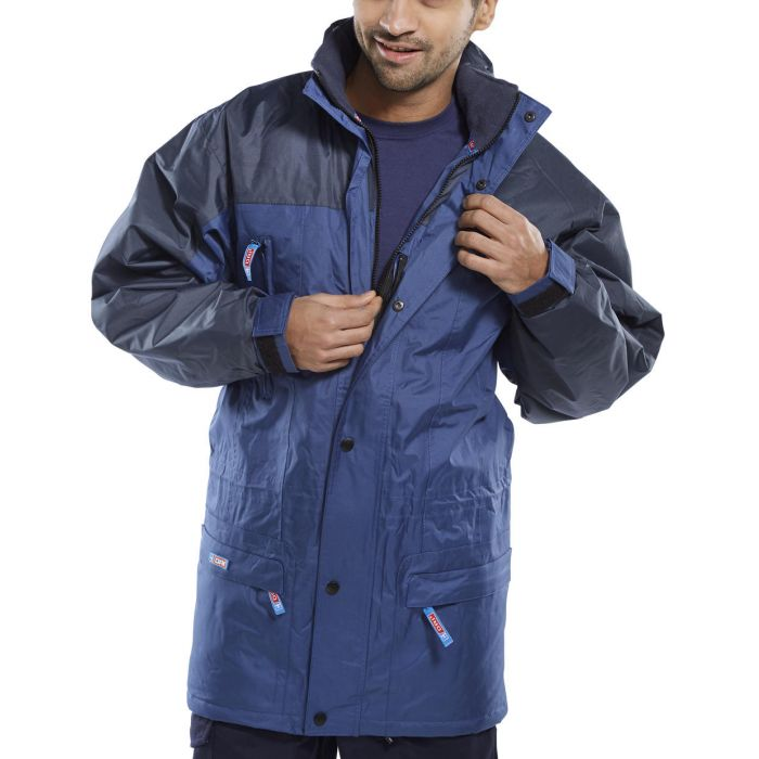 Beeswift GU81 Guardian Men Weatherproof Jacket