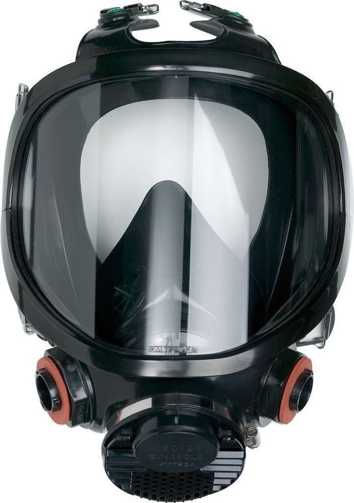 3M 7907 Silicone Full Face Safety Respirator Visor Respiratory & Face Protection