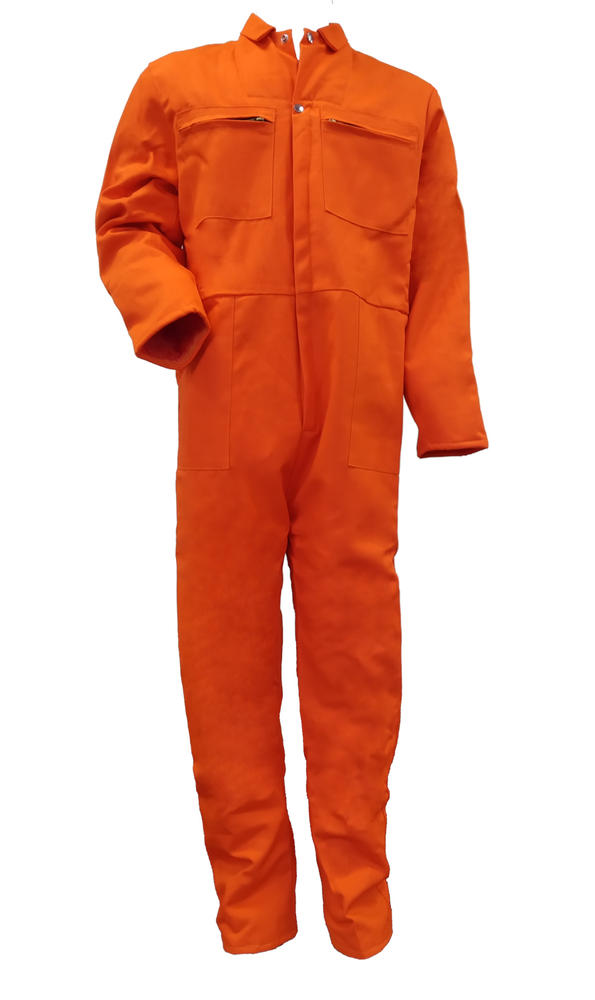 Arvello Flamemaster Winter FR Coverall Flame Retardant Quilted Welders Boiler Suit
