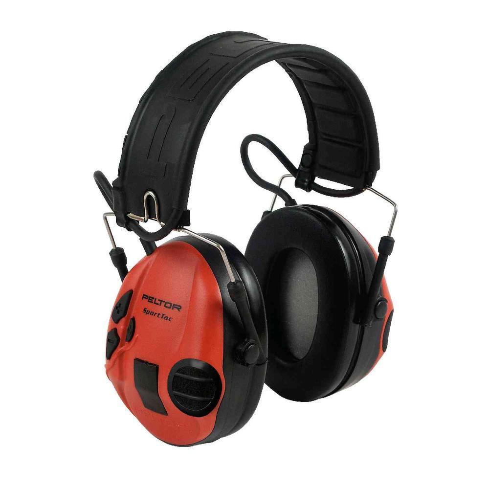 3M Peltor SportTac Headband Active Hear Defenders SNR=26dB